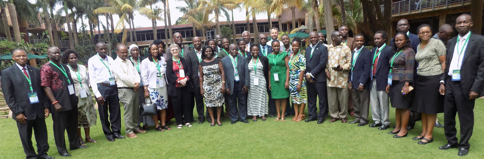 ARU Participates in the Climate Change Research Capacity Building Workshop