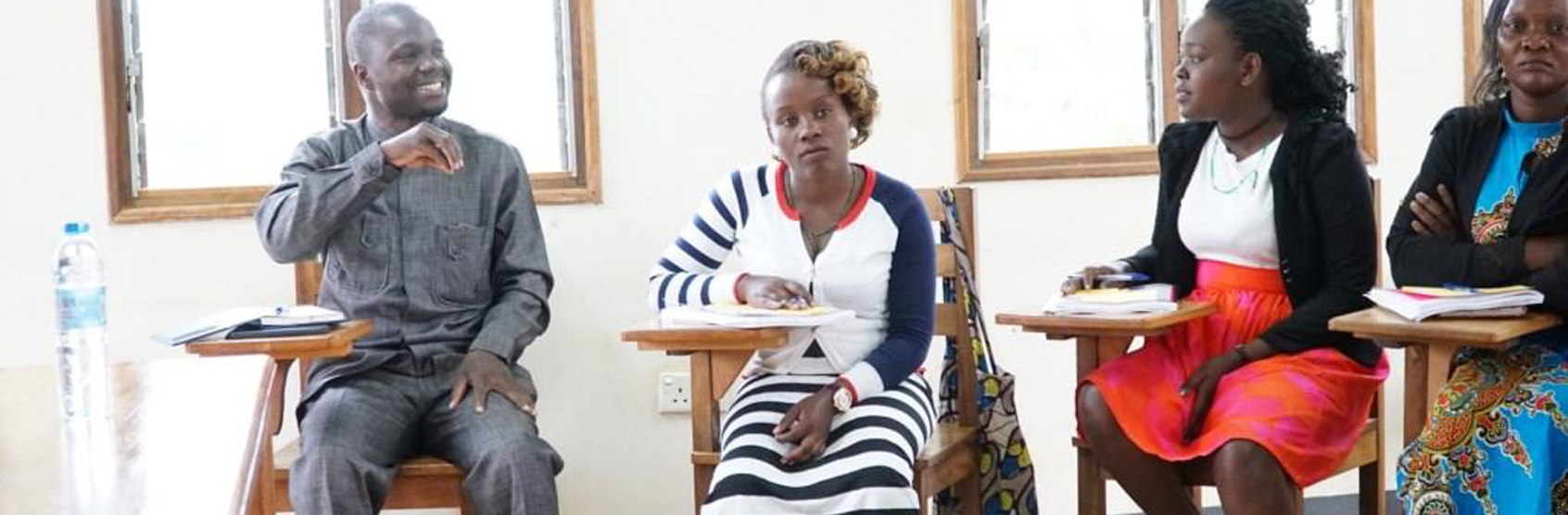 ARU Students Engage with MP Buyaga East