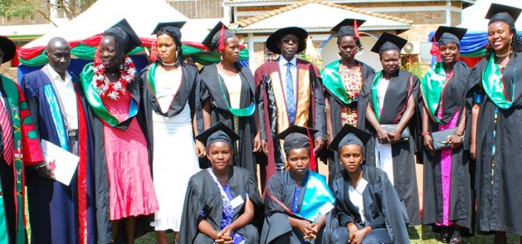 14 Graduate In The ARU 3rd Graduation Ceremony