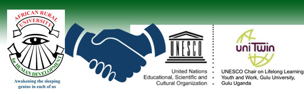 ARU Joins Public Instititutions Under UNESCO Chair on Life Long Learning, Youth and Work