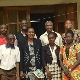 ARU Hosts Bukalasa Agricultural College Research Team