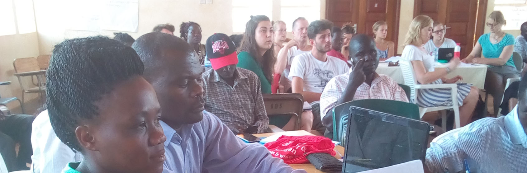 UNESCO Chair 2018 Summer School in On at Gulu University