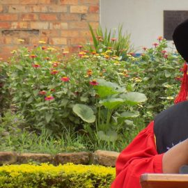 Seek for self- employment Says Hon Janepher Mbabazi to ARU Graduates