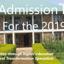 Call for Applications for 2019-2020 Academic Year