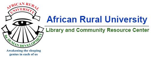 ARU Libary and Community Resource Center